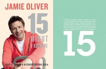 Jamie Oliver 15 minut v kuchyni - obrazek e-shop
