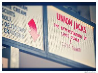 Union Jacks 5+